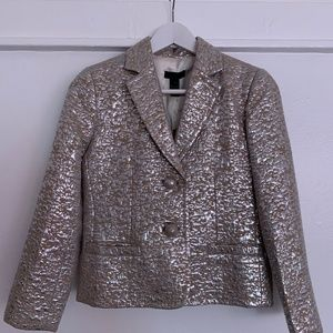 J Crew Collection Blazer Jacket Size 2 BRAND NEW